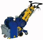 Von Arx surface preparation machine